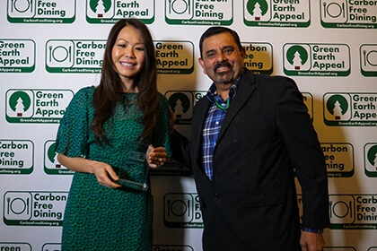 Partners Achievements Recognised At The Inaugural Carbon Free Dining Awards - The Little Viet Kitchen - Carbon Free Dining