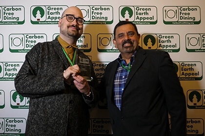 Partners Achievements Recognised At The Inaugural Carbon Free Dining Awards V-rev - Carbon Free Dining