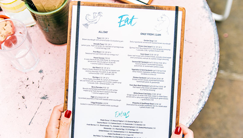 Carbon Free Dining - 5 Reasons To Change Up Your Menu