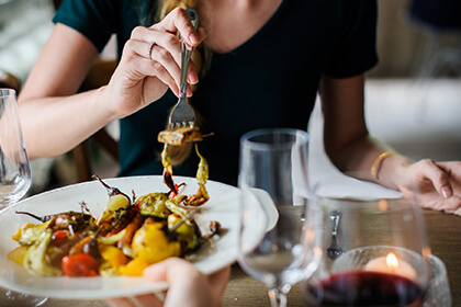 Carbon Free Dining - Experienced Chefs Share Their Thoughts On Keeping Your Menu With Current Trends