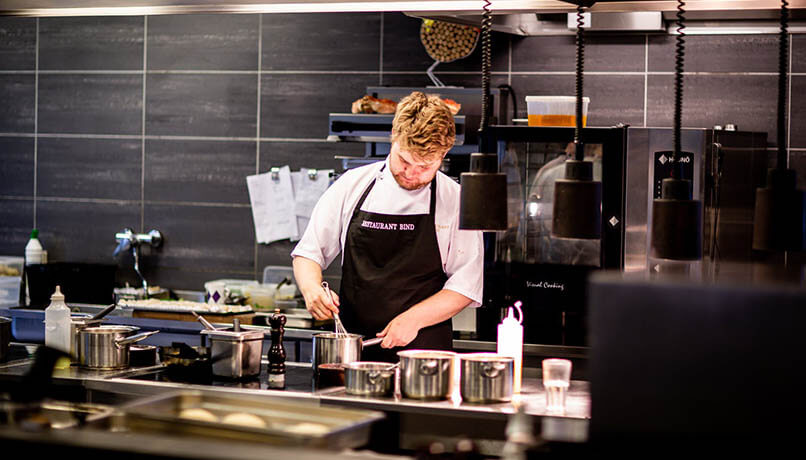 Carbon Free Dining Hospitality Influencer - Chefs Should Be Looking After Their Health - And This Is Why