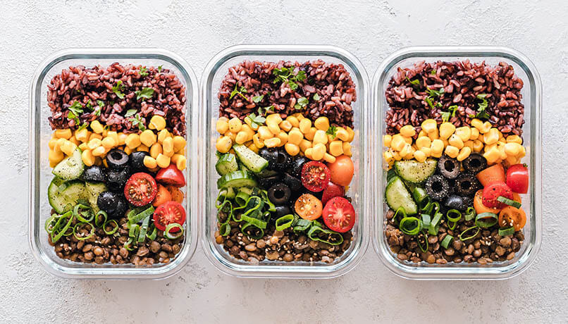 Carbon Free Dining Hospitality Influencer - Meal Prepping Will Change Your Life