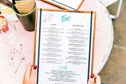 Carbon Free Dining Hospitality Influencer - Updating Your Menu Will Increase Profit