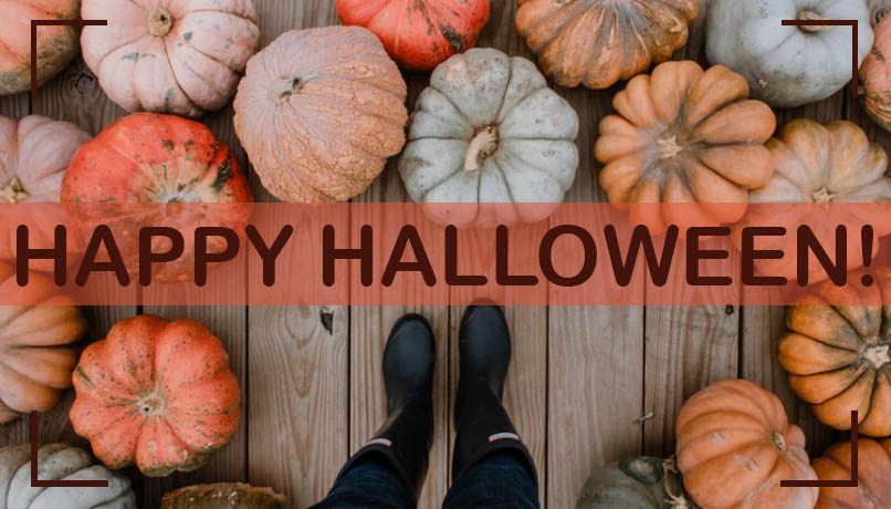 Carbon Free Dining Hospitality Influencers - Halloween
