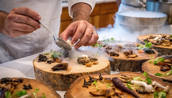 Carbon Free Dining - Hospitality Thought Leaders - Chefs need to communicate
