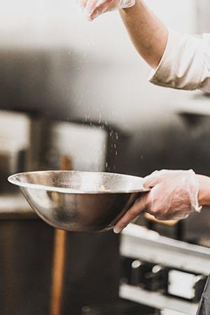How do i become a chef