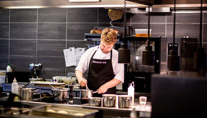 Carbon Free Dining - 5 Challenges I Face As A Chef - And Why I Love My Job