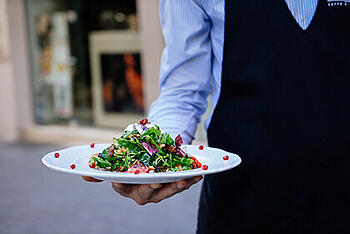 Carbon Free Dining - How To Keep Customers Happy 4 Tips