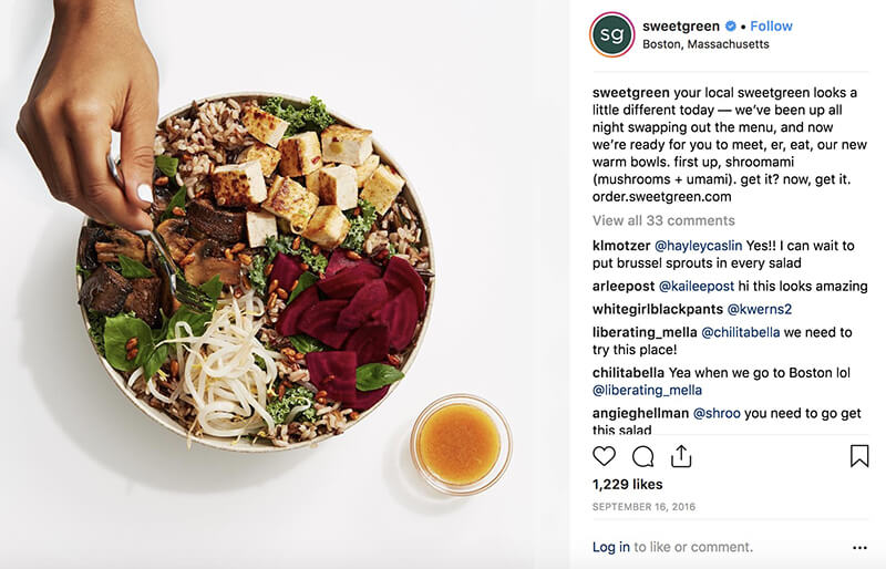 Carbon Free Dining - Instagram For Restaurants 8 Tips To Get More Diners