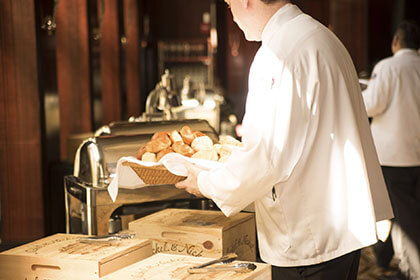 Carbon Free Dining - Reducing staff turnover is critical for success
