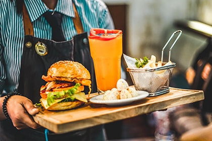 Carbon Free Dining - 4 Tips To Attract More Diners - Customizable Orders