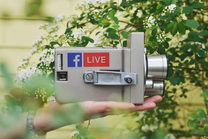 Carbon Free Dining - 4 Ways You Can Use Facebook To Market Your Restaurant - Facebook Live